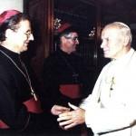 Z Janem Pawłem II