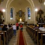 004 Kościół pw. Podwyższenia Krzyża w Zborowskim