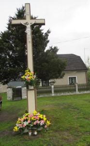 Krzyż przy ulicy Osowskiej