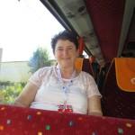 Pani Komor - opiekunka grupy z Niemiec