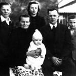 Rodzina Arcybiskupa 1948 r.
