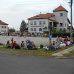 040 W Łubnianach na postoju